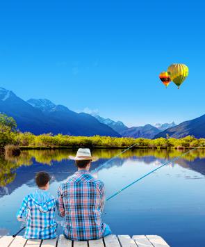 新西兰亲子游