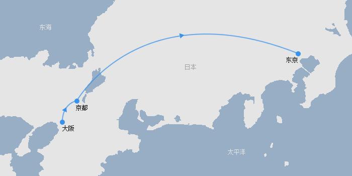 【桂由美·顶级婚拍】日本6天5晚·京都+东京~世界婚纱大师+日本摄影师一对一服务+米其林三星美食