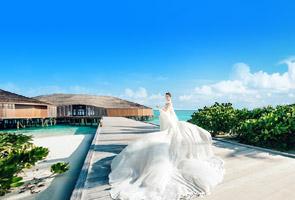马尔代夫婚礼