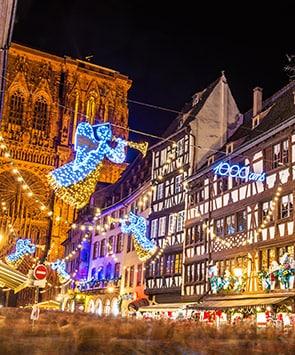 欧洲圣诞市场