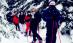 雪地徒步之旅