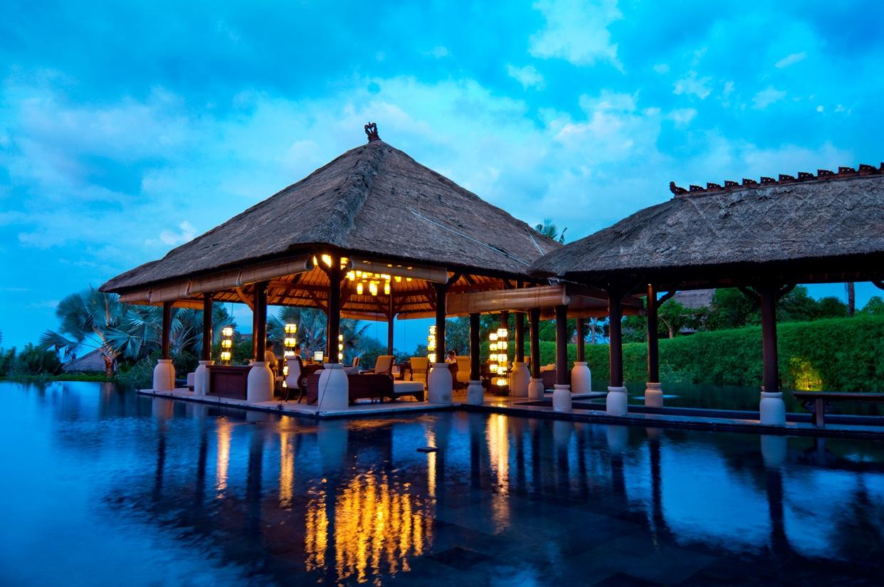 【巴厘岛】金巴兰阿雅娜别墅度假村酒店