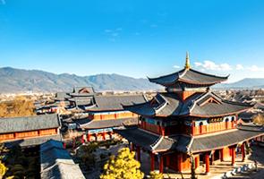 丽江探索古城