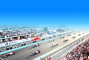 阿布扎比F1