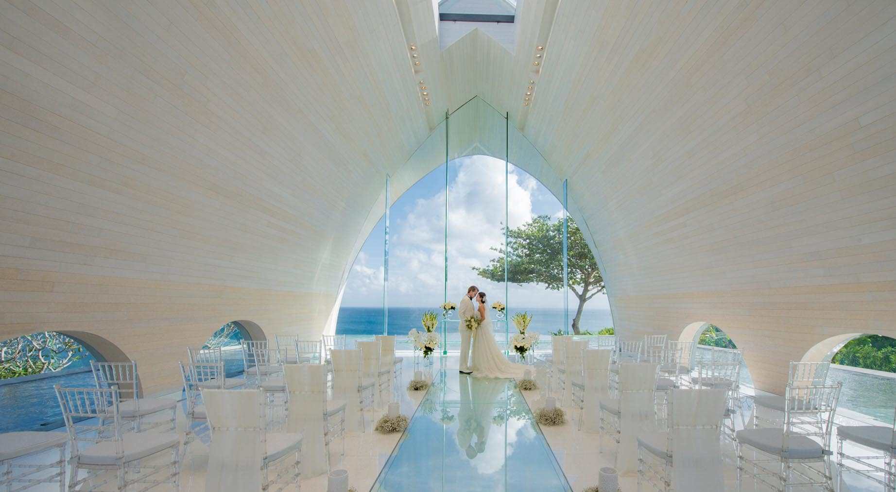 AYANA 婚礼场地