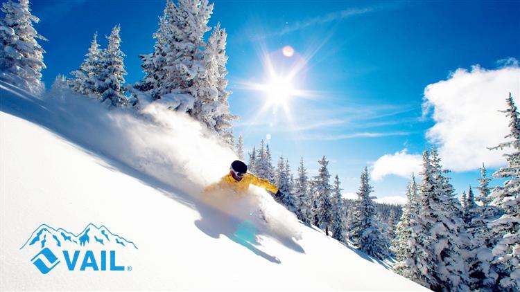 粉雪之都·相约科罗拉多州滑雪季