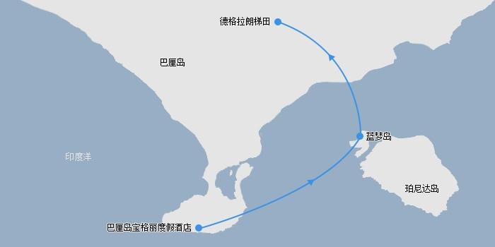 旅拍线路图