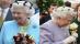 女王参加切尔西花展