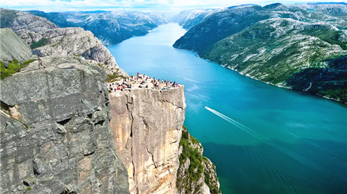 名列全球50处壮观自然景观第一名!