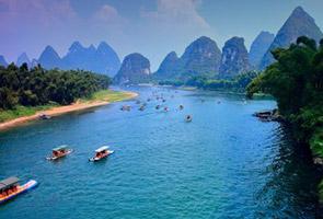 奢华山水桂林