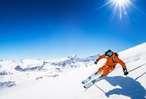 瑞士滑雪胜地