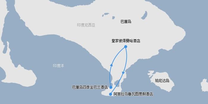 全景线路图