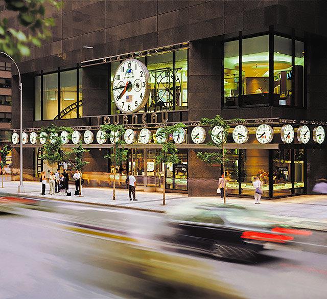 唐龙钟表(57街店)