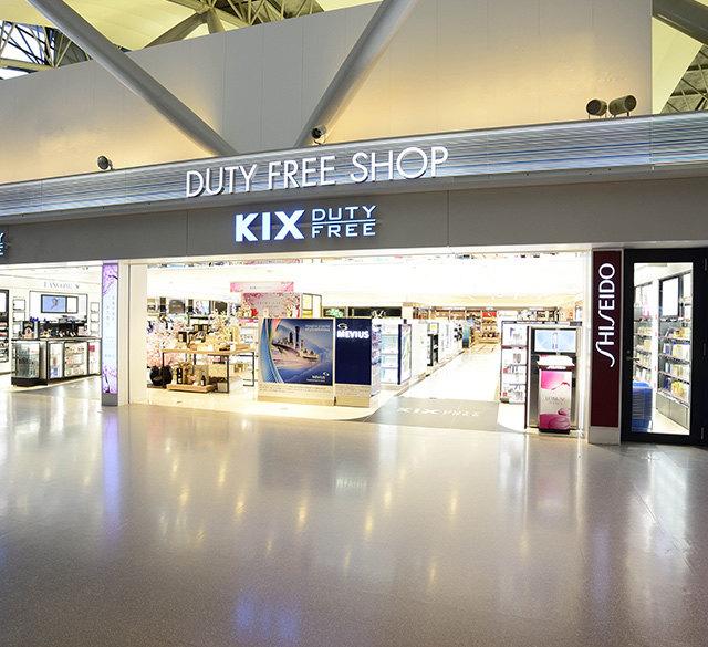 关西国际机场T1免税店(本馆南店)
