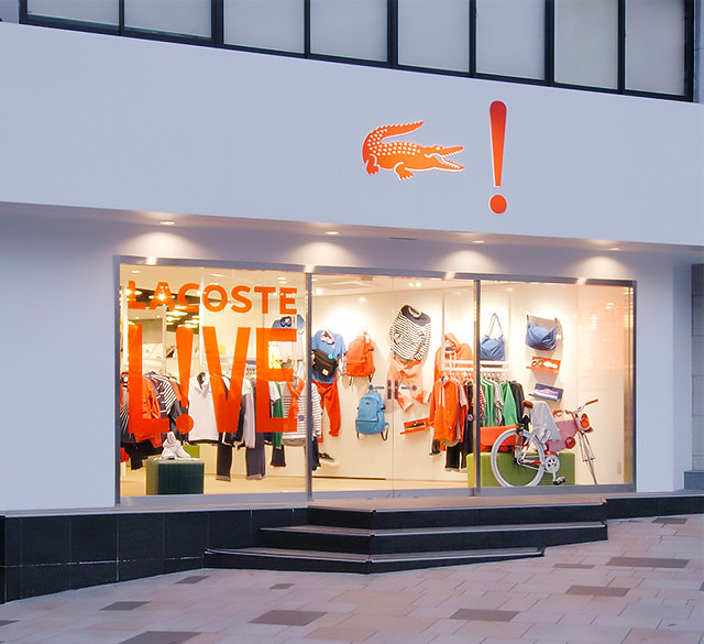 Lacoste(东京原宿奥林匹亚购物中心店)