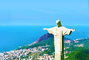 巴西奇景之旅