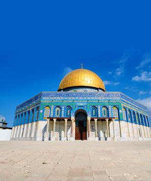 以色列访圣地