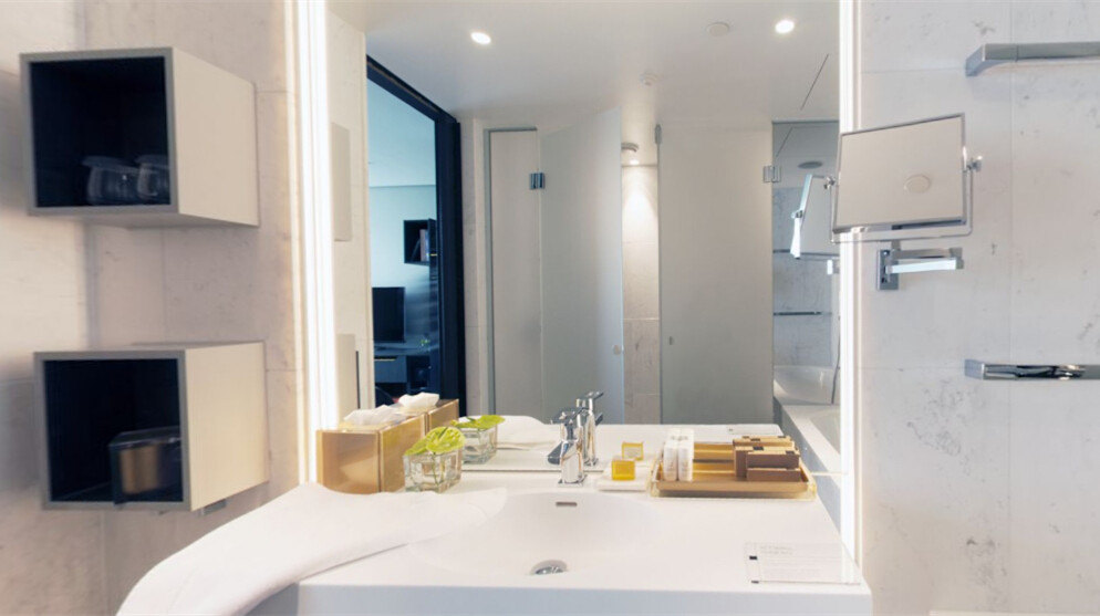 房间浴室图片