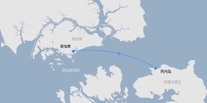 【新航臻选·纵情逸游】新加坡+民丹岛乐享度假5天