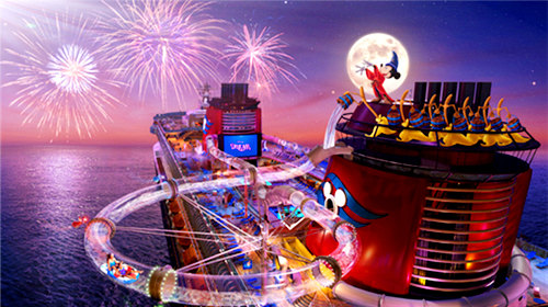 迪士尼海上游乐园