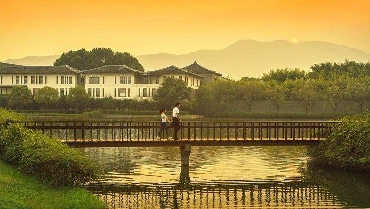 【返樸歸真·盡享田園】杭州富春山居3天2晚·湖畔一房別墅+富春閣