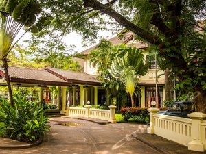 萬象瑟塔皇宮酒店(Settha Palace Hotel Vientiane)