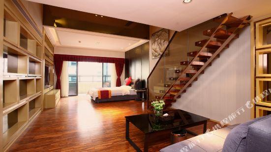 Heefun Apartment (Guangzhou Zhujiang New Town Poly Zhongda Plaza)