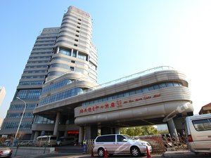 青島國信海天體育中心酒店