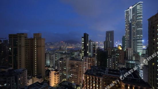 香港紫珀酒店
