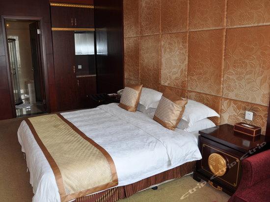 蓬安新嘉华国际大酒店图片房间照片设施图片【携程