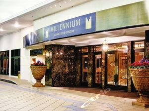 倫敦肯辛頓千禧國際格洛斯特酒店(Millennium Gloucester Hotel London Kensington)