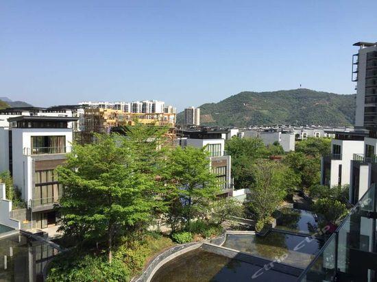 广州温泉别墅欧式风格四合院休闲度假吧