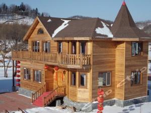 亞布力滑雪場風情別墅一號