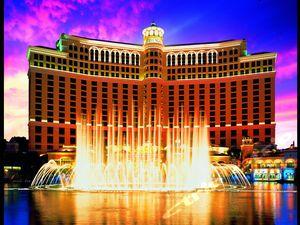 拉斯維加斯貝拉吉奧酒店(Bellagio Hotel Las Vegas)