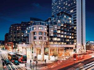 倫敦大都市希爾頓酒店(Hilton London Metropole hotel)