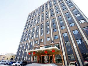 盤錦華信酒店