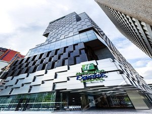 曼谷暹羅智選假日酒店(Holiday Inn Express Bangkok Siam)
