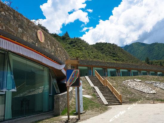 外观-林芝喜玛拉雅·大峡谷酒店图片