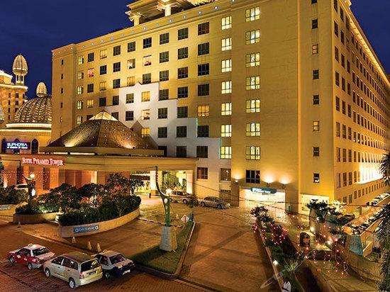 (吉隆坡双威金字塔酒店