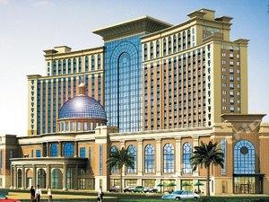 喀什月星錦江國際酒店