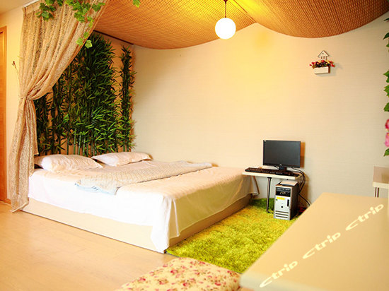 天津之眼主题酒店图片房间照片设施图片【携程酒店】