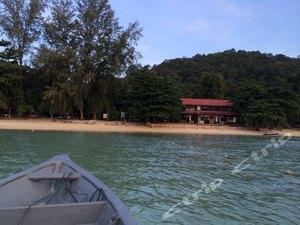 芭樂停泊島(The Barat Pulau Perhentian)
