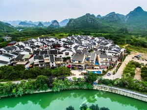桂林水秀江景度假別墅