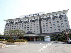 慶州海軍隊長酒店(Commodore Hotel Gyeongju)