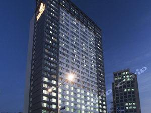 釜山皇冠中港酒店(Crown Harbor Hotel Busan)
