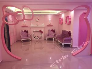 家庭房1.jpg-舟山朱家尖Pink House (粉色小屋)