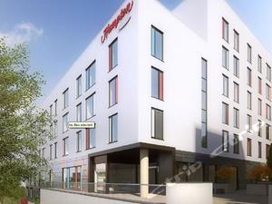 伯恩茅斯希爾頓歡朋酒店(Hampton by Hilton Bournemouth)