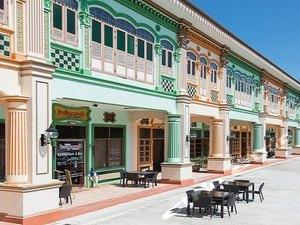 O'nya Hotel Phuket (普吉島歐妮亞酒店)