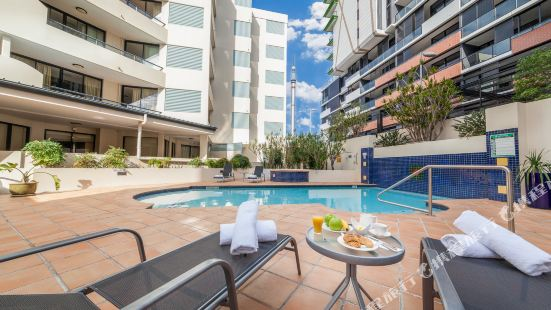 West End Central Apartments Brisbane