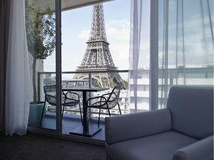 Pullman Paris Tour Eiffel(巴黎埃菲爾鐵塔鉑爾曼酒店)